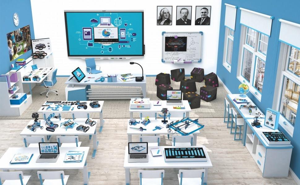 Технические инновации в российских школах