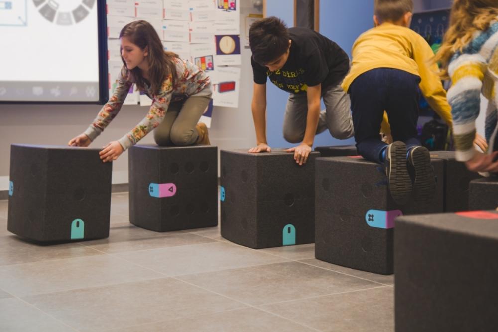 Интерактивные кубы IMO Learn