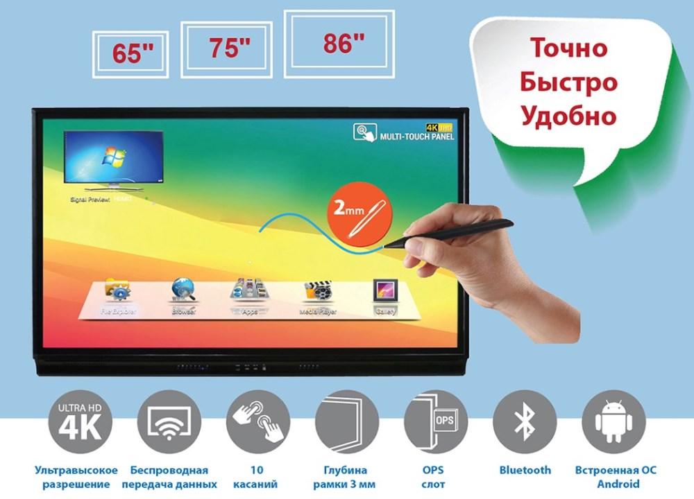 Интерактивные детские панели