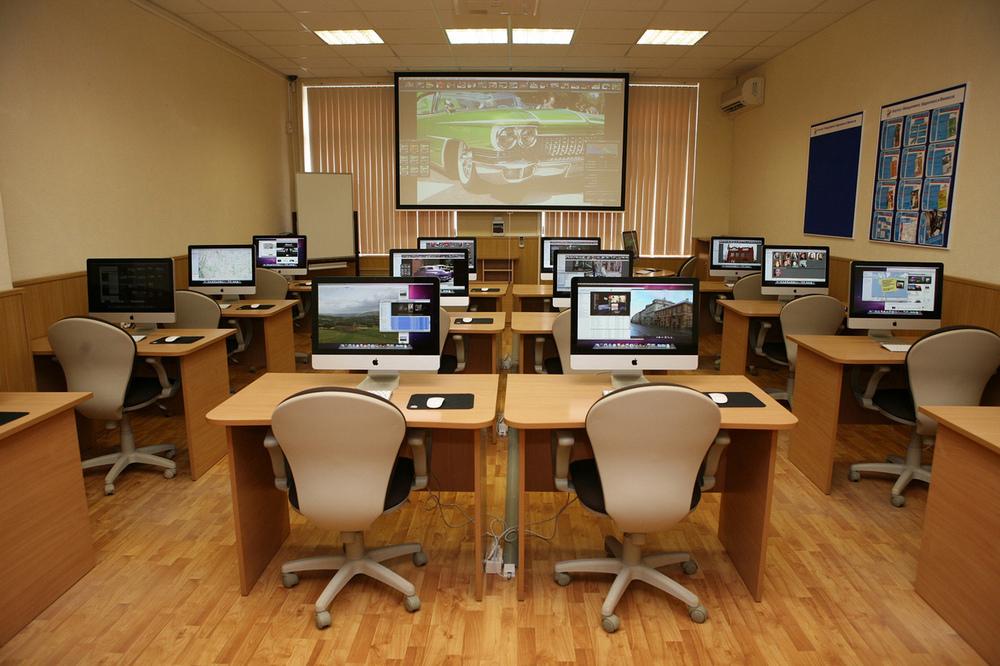 Современное компьютерное оснащение школы